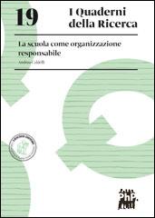 19. La scuola come organizzazione responsabile