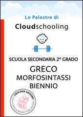 Greco Morfosintassi Biennio