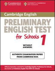 Cambridge English Preliminary Test for Schools 1