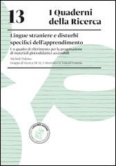 13. Lingue straniere e disturbi specifici dell'apprendimento