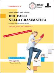 Due passi nella grammatica