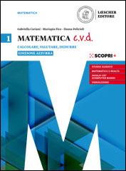 Matematica c.v.d. Edizione azzurra