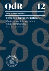 QdR 12. Comunità di pratiche letterarie