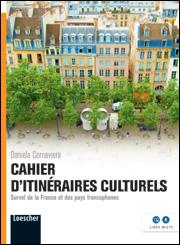 Cahier d'itinéraires culturels