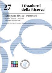 27. Settimana di Studi Danteschi