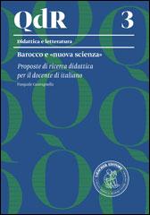QdR - 3. Barocco e «nuova scienza»