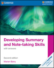 Developing Summary and Note-taking Skills