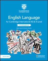 Cambridge International AS and A Level English Language
