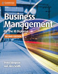 Business Management for the IB Diploma