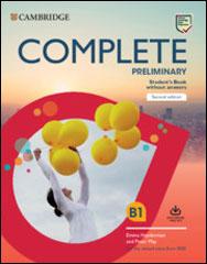 Complete Preliminary