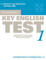 Cambridge KEY English Test