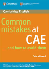 Common Mistakes at CAE