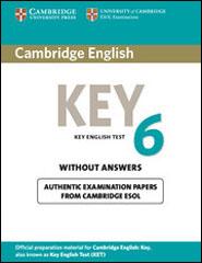 Cambridge English Key  6