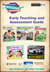 Cambridge Reading Adventures - Teaching and Assessment Guides