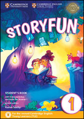 Storyfun for Starters, Movers and Flyers