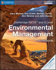Cambridge IGCSE and O Level Environmental Management
