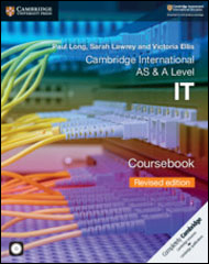 Cambridge International As and A Level IT