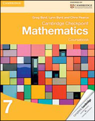 Cambridge Checkpoint Mathematics