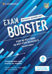 Exam Booster Key and Key For Schools