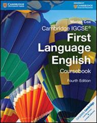 Cambridge IGCSE: First Language English