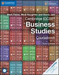 Cambridge IGCSE: Business Studies