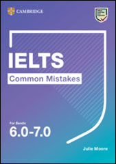 Common mistake for IELTS