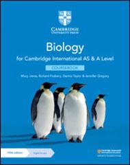 Cambridge International AS & A Level Biology