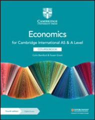 Cambridge International AS&A Level Economics