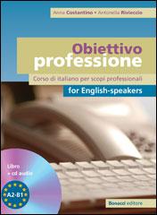 Obiettivo professione for english-speakers
