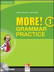 MORE! Grammar Practice