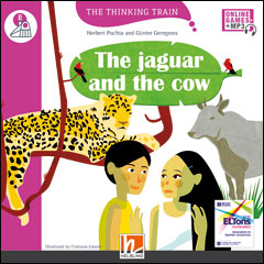 The jaguar and the cow