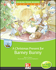 A Christmas Present for Barney Bunny