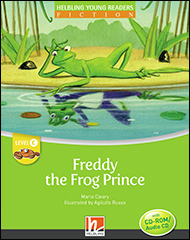 Freddy the Frog Prince