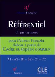 Référentiel de Programmes pour l'Alliance Française