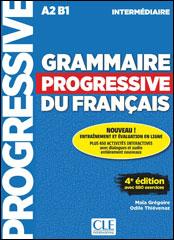 Grammaire progressive du français<br />Intermédiaire
