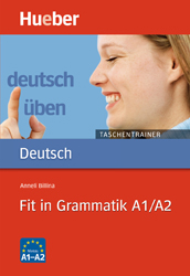 Deutsch üben - Taschentrainer