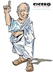Cicero Latin Tutor Un tutor online per l�analisi e la traduzione del testo latino